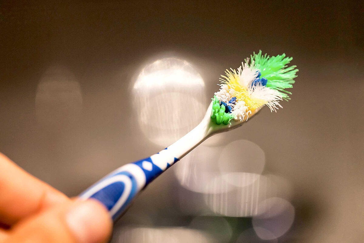 7 Ways to Use Your Old Toothbrush