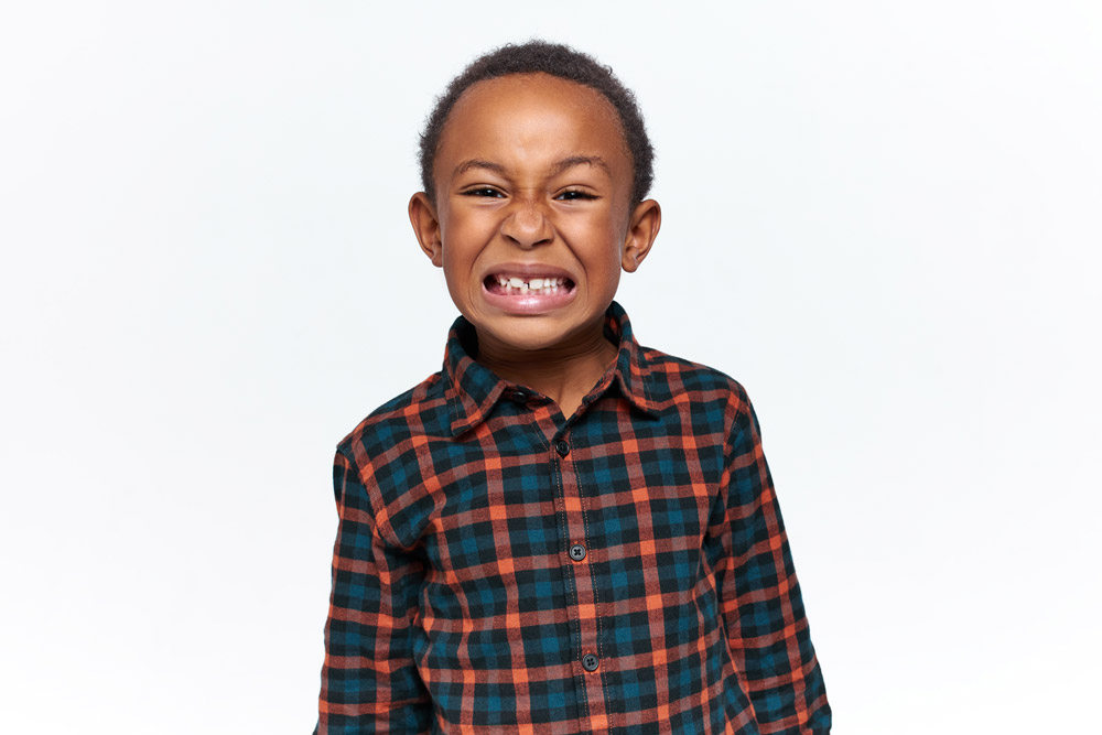 What to do if your child is grinding their teeth